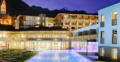 Schwarzenstein Alpin & Spa Resort ****s
